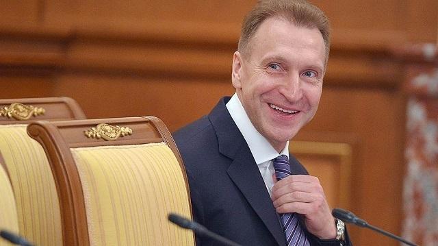"""Как Шувалов """"просвещает"""" бюджеты"""