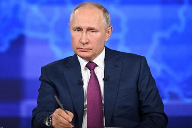 Путин дал поручения после ЧП на Транссибе