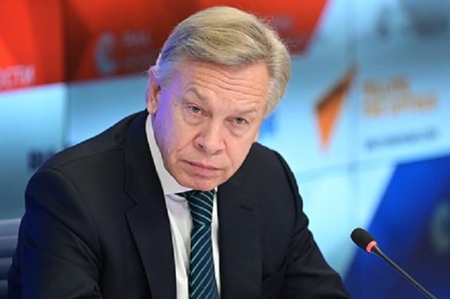 Пушков назвал позицией нахлебника требования Украины по «Северному потоку-2»