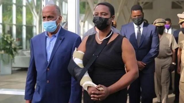 На похоронах президента Гаити вспыхнули беспорядки. Делегация США не пострадала