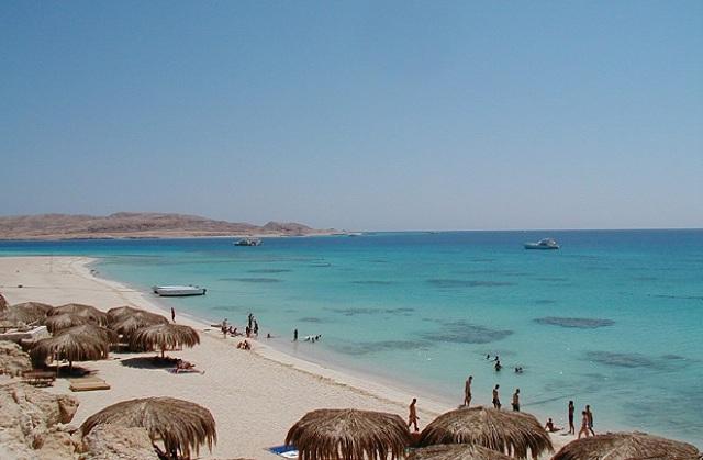 Вылеты на курорты Египта из России начнутся с 9 августа