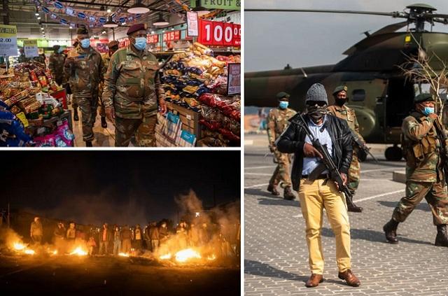 Посадили экс-президента и начали грабить ТРЦ с магазинами: почему в ЮАР возникли массовые погромы