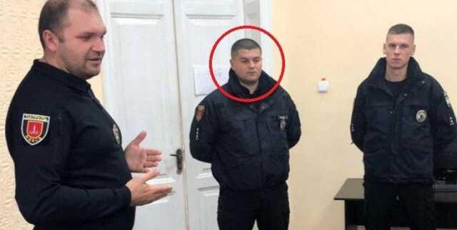 Топ-полицейский из Измаила обокрал коллег на $300 тыс. и пропал вместе с пистолетом