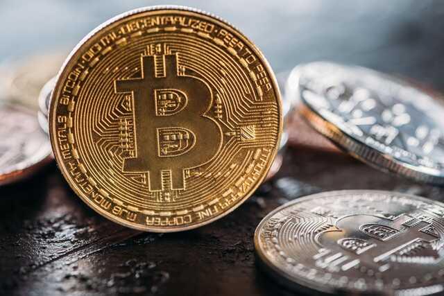 Курс биткоина резко поднялся до $40 тысяч