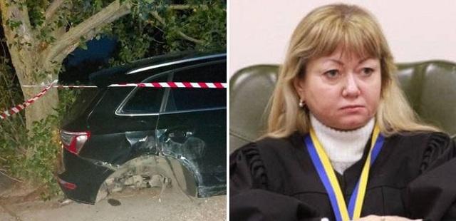 Судья Колегаева, устроившая пьяное ДТП в Киеве, оказывается, знает в них толк  17:50, 28.07.2021