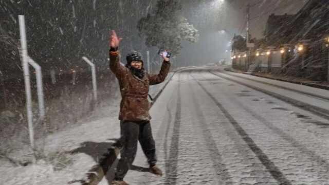 Бразилию засыпало снегом в июле, такого холода не было 65 лет