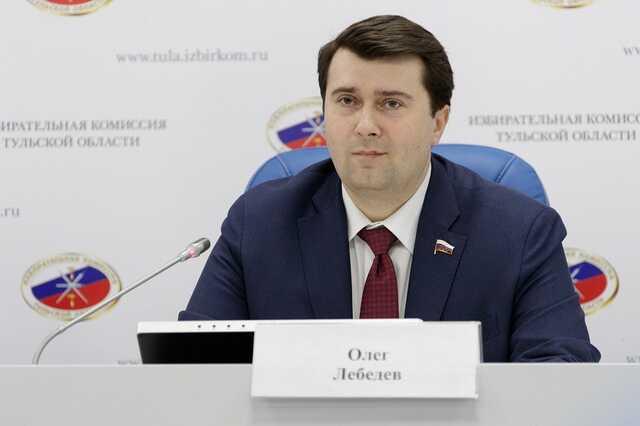 От Тверской области в Госдуму идёт скандально известный тульский коммунист Олег Лебедев
