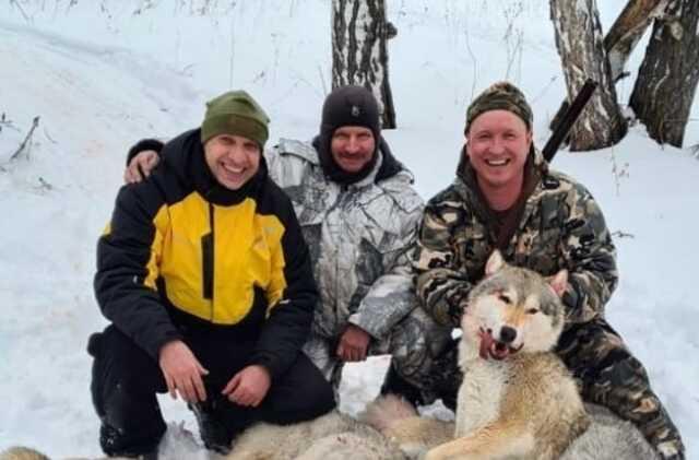 Курганский депутат Хахалов, фигурировавший в незаконной охоте на волков, сдал свой мандат