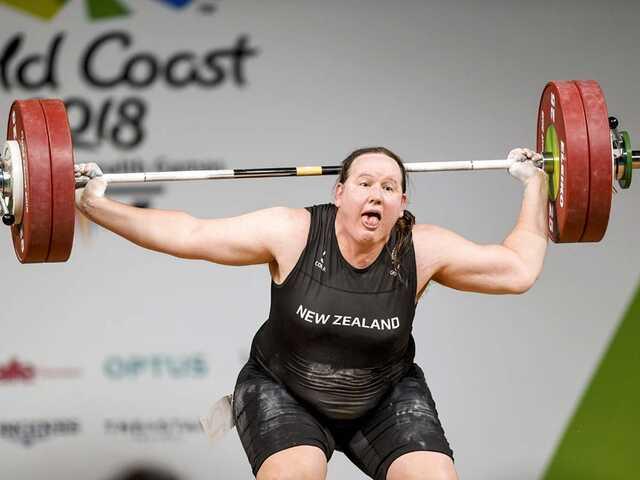 Трансгендер-рекордсмен на Олимпиаде: кто такая Лорел Хаббард и почему  спортсменки считают, что ей не место на играх • Портал Компромат
