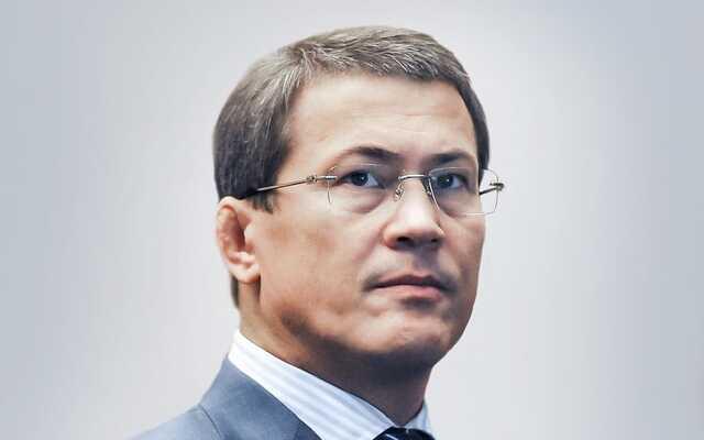 Радий Хабиров попал в «кольцо»?