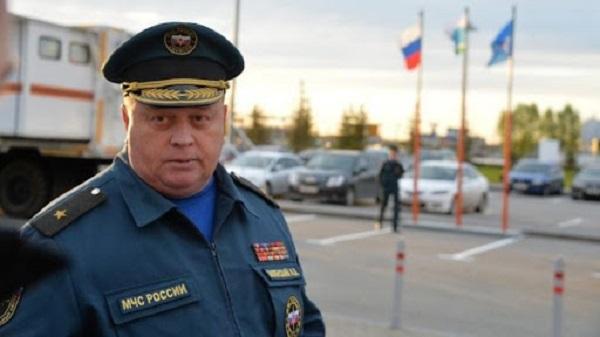 Генерал Заленский у Малых Истоков