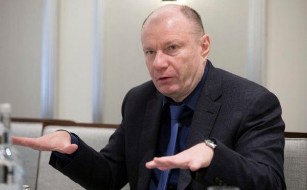Владимир Потанин не приехал на похороны