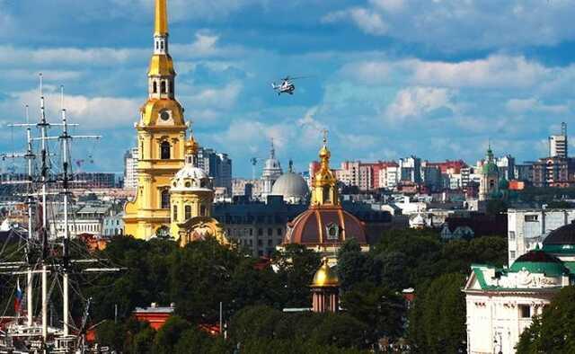 «Курортная мафия» захватила Петербург