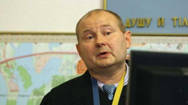 Похищенный судья Чаус нашелся в Винницкой области