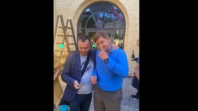 Опубликовано фото Тимофея Милованова после драки с Александром Данилюком на дне рождения