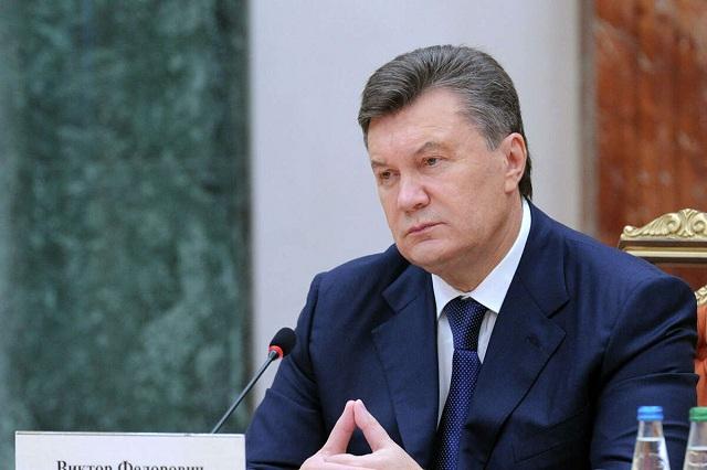 Суд разрешил заочное расследование дела против Януковича