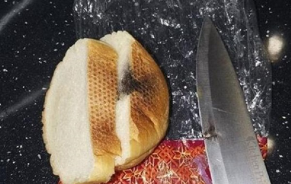Жительница Сахалина рассказала, что при приготовлении завтрака у неё «взорвался» батон