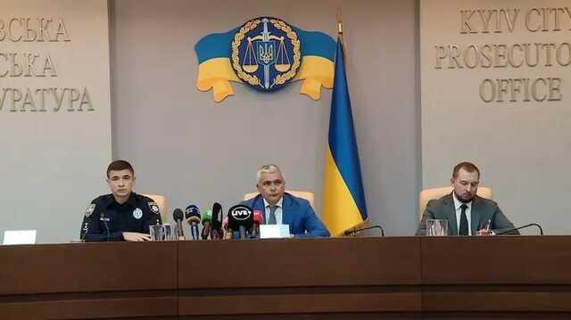 В Киеве задержали банду грабителей, которые нападали на иностранцев в развлекательных заведениях