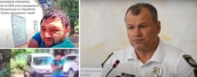 Установлена личность киллера, убившего человека в Одессе, и причину нападения