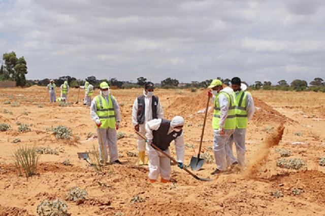 В Ливии найдено очередное массовое захоронение