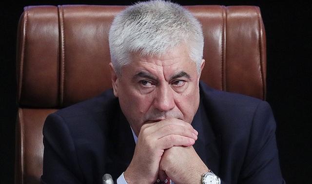 Публичная «порка» министра Колокольцева