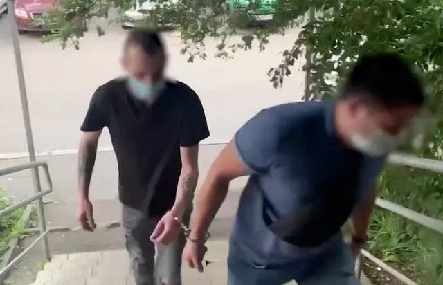 Полиция задержала подозреваемого в убийстве девушки на юго-западе Москвы