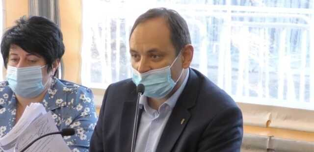 Мэр Ивано-Франковска грозит увольнением работникам горсовета за отказ от вакцинации