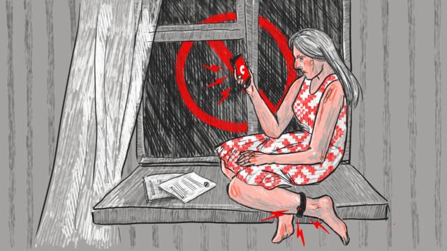 «Аттракцион садизма». Как устроена машина подавления в Беларуси: под надзором