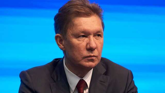 Алексей Миллер и его грязные схемы: как глава Газпрома отмывает наворованное