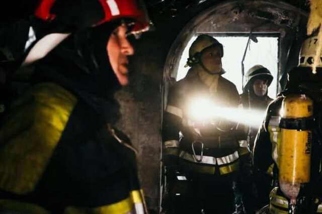 В Житомире убили мать с дочкой, а их квартиру сожгли