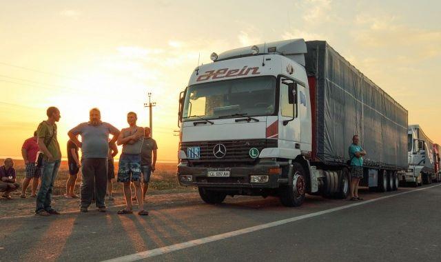 В Одесском порту функционирует преступная группировка ООО «Евротерминал», которая обложила данью водителей на сотни миллионов