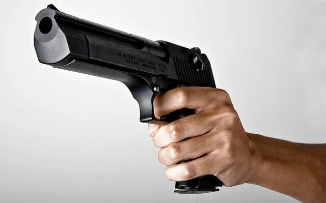 В супермаркете Днепра устроили стрельбу из-за защитной маски