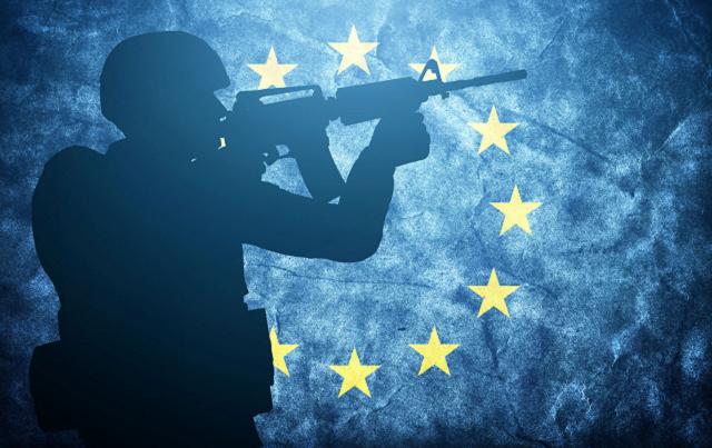 Крупнейшая политическая партия ЕС выступила за создание независимой от НАТО европейской армии