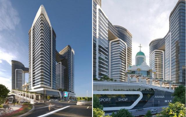Окружению «слуги народа» разрешили построить в Киеве ЖК под видом храмового комплекса