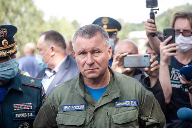 Евгений Зиничев — министр в тени