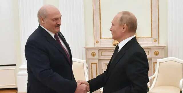 Путин и Лукашенко объяснили, почему не решается вопрос единой валюты для России и Беларуси