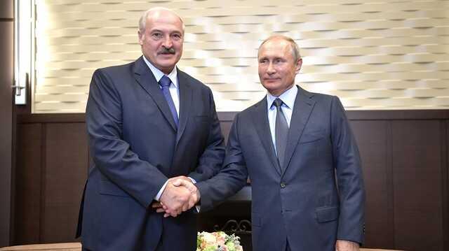 Лукашенко и Путин согласовали поставки вооружения в Беларусь более чем на 1 млрд долларов
