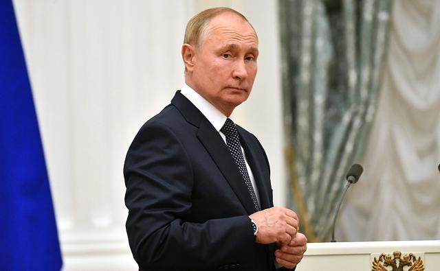 Путин не исключил своего ухода на карантин