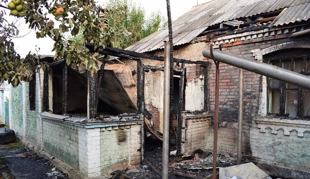 В Винницкой области рецидивист отомстил мужчине с инвалидностью и сжег его заживо