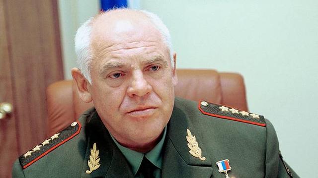 В России умер экс-командующий войсками на Северном Кавказе Виктор Казанцев