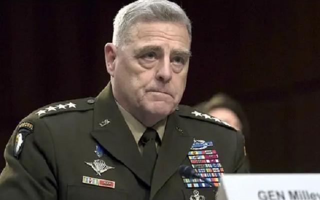 Американский генерал Милли в страхе, что Трамп после выборов развяжет войну, звонил китайцам и русским
