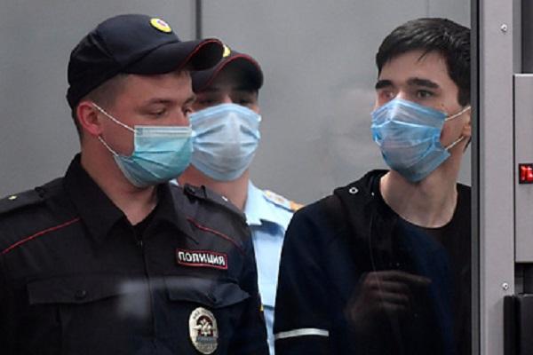 Устроившего расстрел в школе Казани увезли из СИЗО «Бутырка»