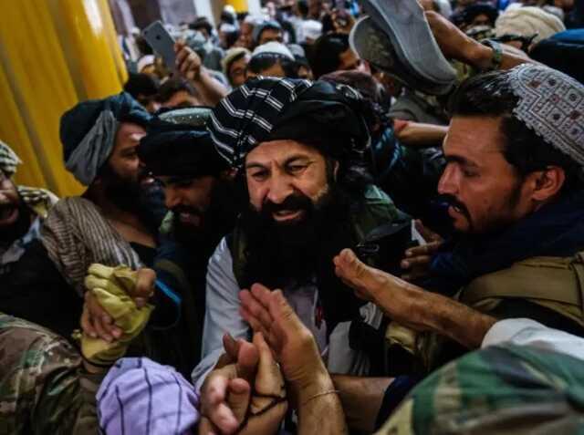 """Между лидерами """"Талибана"""