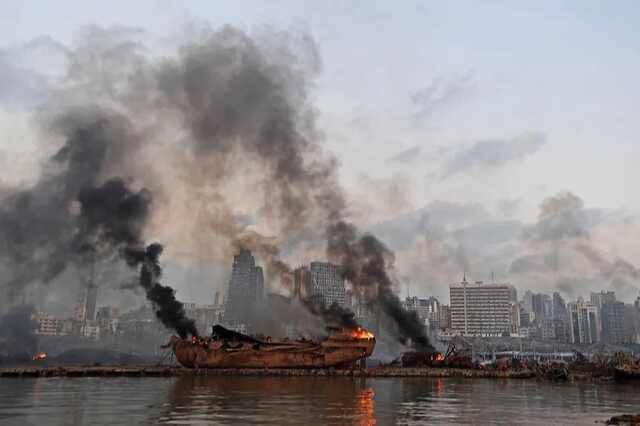 Новое расследование OCCRP точно установило владельцев селитры, взорвавшейся в порту Бейрута
