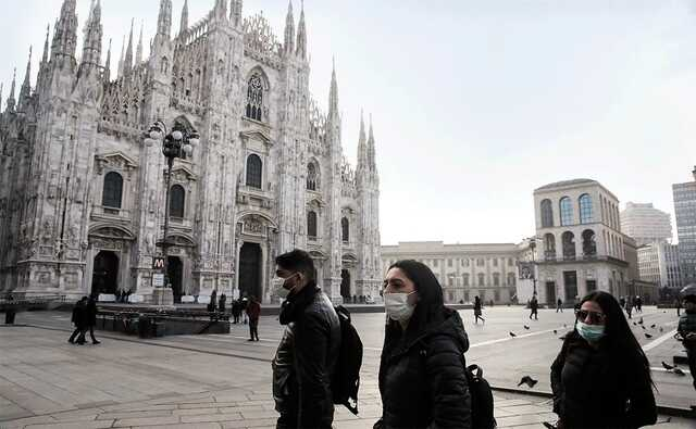 Италия первой в Европе введет обязательную вакцинацию для всех работников