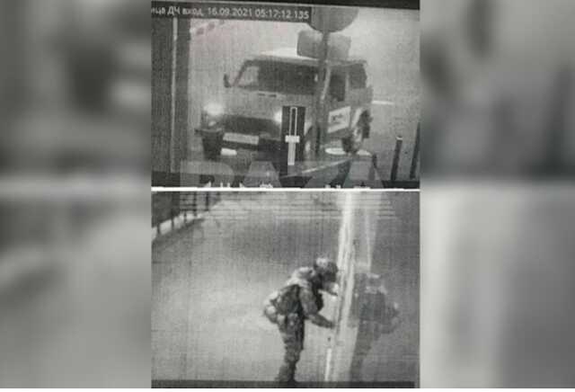 Baza: напавший на воронежский отдел полиции мужчина причастен к трем убийствам