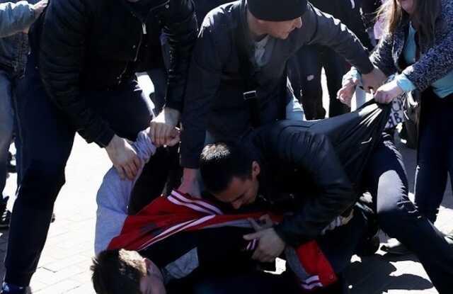 В Дагестане наблюдатель от «Единой России» напал на члена избиркома