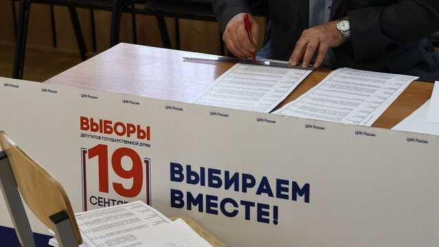 """В сети показали видео фальсификации электронного """"голосования"""" в российскую Думу на Донбассе"""