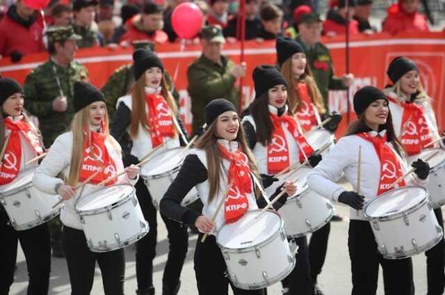КПРФ или «Единая Россия»? Первые результаты выборов Госдумы на Дальнем Востоке и в Сибири