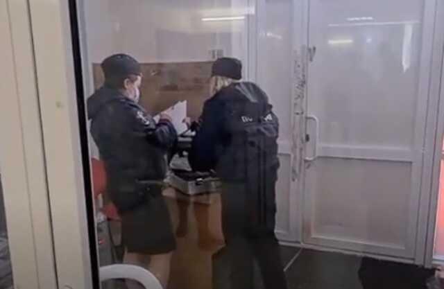 В Екатеринбурге в штабе КПРФ неизвестные распылили газ